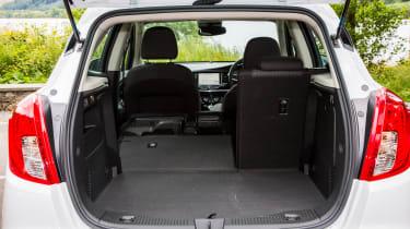 Vauxhall Mokka X 2016 - boot
