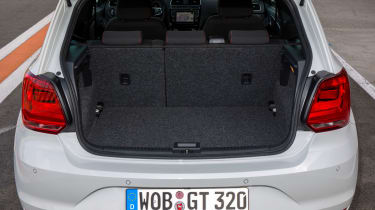 VW Polo GTI - boot