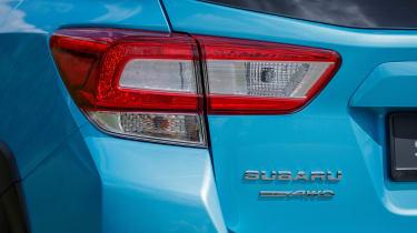 Subaru XV - brake light