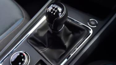 SEAT Ateca - gear lever