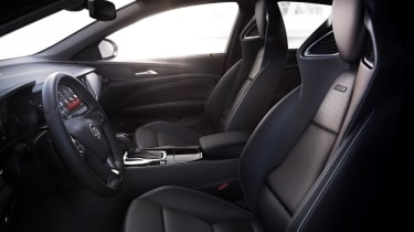 New Vauxhall Insignia GSi - interior