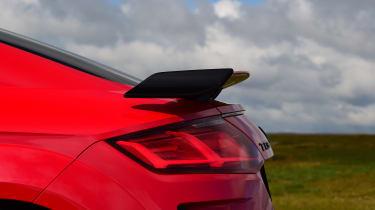 Audi TT RS - spoiler