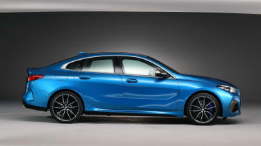 BMW 2 Series Gran Coupe - side static studio