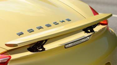 Porsche Boxster S detail