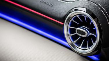 Mercedes A-Class - vent