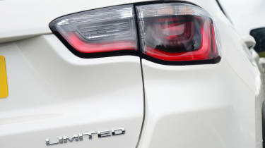 Jeep Compass - tail light