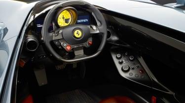 Ferrari Monza SP1 - dash