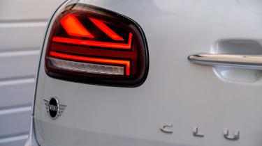 MINI Clubman JCW - rear lights