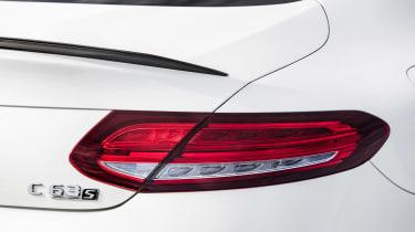 Mercedes-AMG C 63 S - C 63 S badge