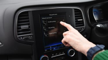 Renault Megane long term test - infotainment