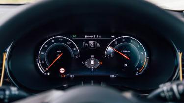 Kia XCeed 1.4 petrol - dials