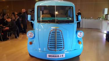 Morris JE - reveal full front