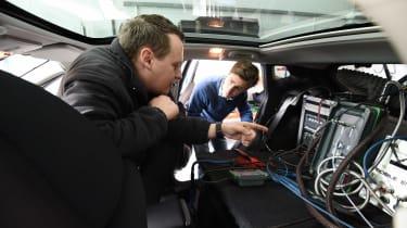 Real world emissions testing equipment