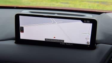 Mazda CX-5 - sat-nav