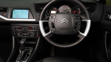 Citroen C5 Tourer interior
