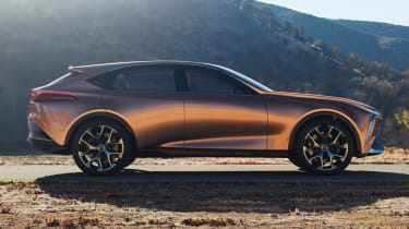 Lexus LF-1 Limitless - other side profile