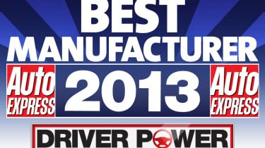 Best manufacturer of 2013