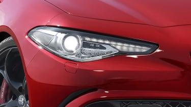 Alfa Romeo Giulia - nose