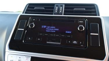 Toyota Land Cruiser Utility Commercial - radio