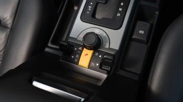 Land Rover Discovery Mk3 - centre console