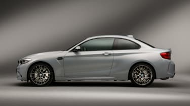 New BMW M2 Competition Pack - side