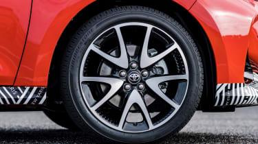 2020 Toyota Yaris - wheel