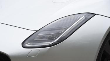 Jaguar F-Type 400 Sport - headlight