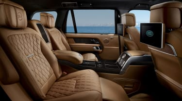 Range Rover SV Autobiography Ultimate - rear seats