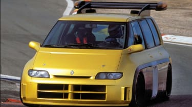Renault Espace F1 - front