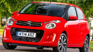 Used Citroen C1 - front