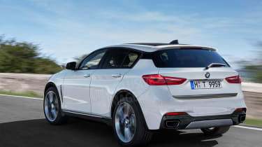 """<p class=""""p1""""><span class=""""s1"""">The car is known internally as the XCite but is likely to be called the 1 Series Sport Cross.&nbsp;</span></p>"""