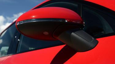 Porsche Macan GTS - wing mirror