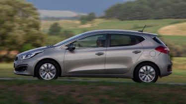 Kia Cee'd 2015 facelift - profile