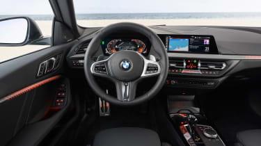 BMW 2 Series Gran Coupe - dash