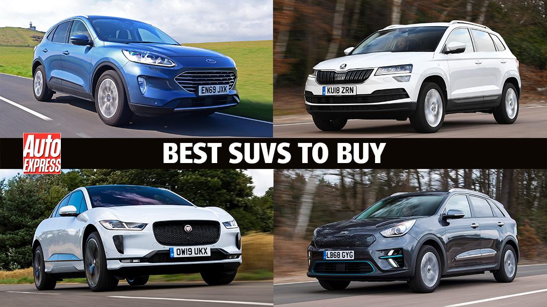 Best Suvs To Buy 2021 Auto Express