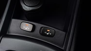SsangYong Korando - buttons