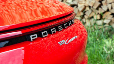 Porsche 911 Carrera - badge