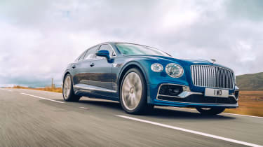 New 2020 Bentley Flying Spur First Edition revealed