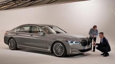 BMW 7 Series facelift - James Brodie