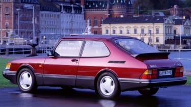 Best cars of the 80s: Saab 900 Turbo