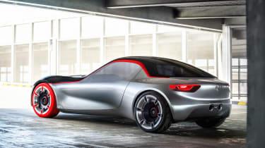 Vauxhall GT Concept - rear quarter