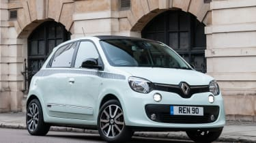 Renault Twingo Iconic Special Edition - front