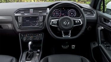 Volkswagen Tiguan R-Line 2016 - interior