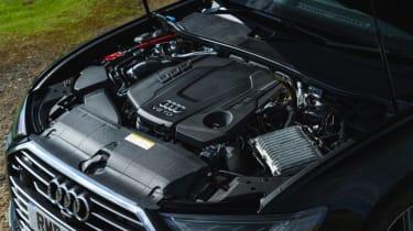 Audi A6 Avant - engine