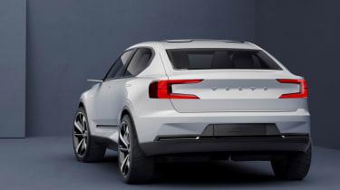 Volvo 40.2 Concept (Volvo V40 2018) rear