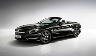 Mercedes-SL400-front-quarter