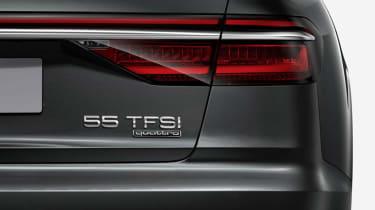 New Audi nomenclature