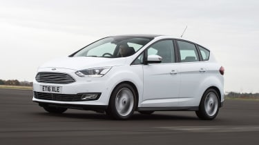 Ford C-MAX - Front