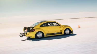 Volkswagen Beetle LSR - record attempt