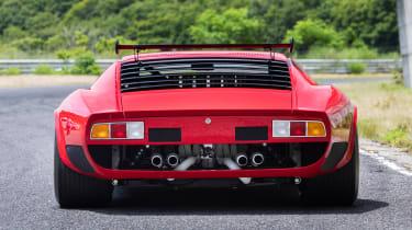 Lamborghini Miura SVR - rear